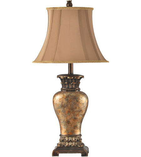 StyleCraft Home Collection Bronze Table Lamps