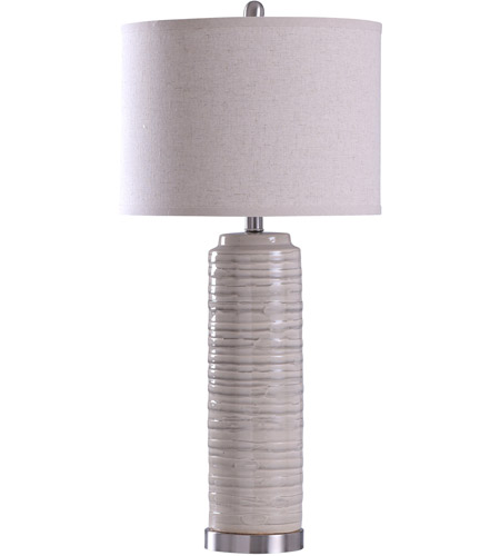 StyleCraft Home Collection Styrene Table Lamps