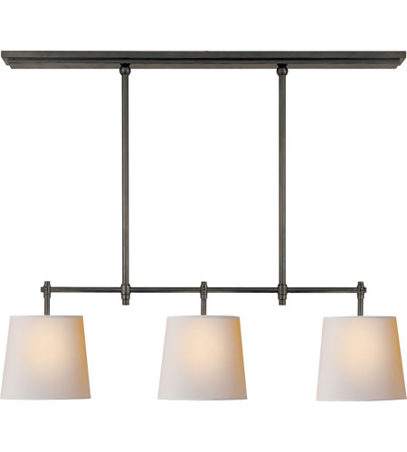 Visual comfort thomas obrien bryant 3 light 36 inch bronze linear visual comfort thomas obrien bryant 3 light 36 inch bronze linear pendant ceiling light tob5004bz np open box aloadofball Gallery