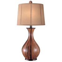 Minka-Lavery R-10832-0 Signature 150 watt Banyan Table Lamp Portable Light 10832-0 - Open Box