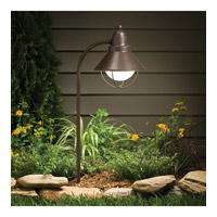 Kichler Seaside 120V 100 watt Olde Bronze Landscape 120V Path & Spread 15239OZ - Open Box