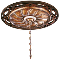 Minka-Lavery R-1750-206 Aston Court Aston Court Bronze Ceiling Medallion 1750-206 - Open Box