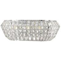 Minka-Lavery R-2363-77 Braiden 3 Light 18 inch Chrome Bath Bar Wall Light 2363-77 - Open Box