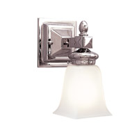 Hudson Valley Cumberland 1 Light 5 inch Polished Nickel Bath And Vanity Wall Light 2821-PN - Open Box