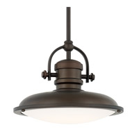 Capital Lighting Signature LED 12 inch Burnished Bronze Pendant Ceiling Light 317311BB-LD - Open Box
