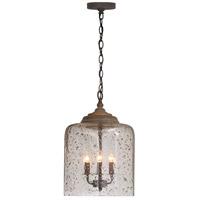 Capital Lighting R-335242NG Elijah 3 Light 13 inch Nordic Grey Pendant Ceiling Light 335242NG - Open Box