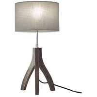 Black Wood Table Lamps