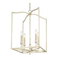 Capital Lighting R-513842SF Windsor 4 Light 16 inch Soft Gold Foyer Ceiling Light 513842SF - Open Box