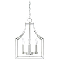 Capital Lighting R-520441PN Wright 4 Light 12 inch Polished Nickel Foyer Light Ceiling Light 520441PN - Open Box