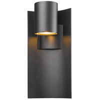 Z-Lite Amador LED 15 inch Black Outdoor Wall Sconce 559M-BK-LED - Open Box