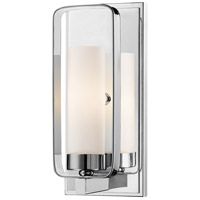 Z-Lite R-6000-1S-CH Aideen 1 Light 5 inch Chrome Wall Sconce Wall Light 6000-1S-CH - Open Box