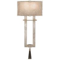 Fine Art Lamps R-600550-2ST Singapore Moderne 2 Light 10 inch Silver ADA Sconce Wall Light 600550-2ST - Open Box