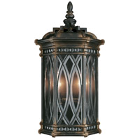 Fine Art Lamps R-611881ST Warwickshire 2 Light 21 inch Black Outdoor Coupe 611881ST - Open Box