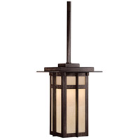 Minka-Lavery Delancy 1 Light 6 inch Iron Oxide Outdoor Pendant 71190-A357-PL - Open Box