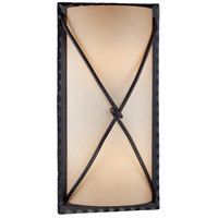 Minka-Lavery Aspen 2 Light 19 inch Aspen Bronze Outdoor Pocket Lantern 72002-A138-PL - Open Box