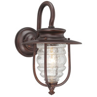Minka-Lavery Spyglass Cove 1 Light 18 inch Chelesa Bronze Outdoor Wall Mount Lantern 72262-189 - Open Box
