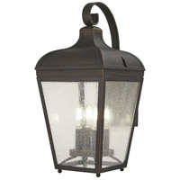 Minka-Lavery R-72482-143C Marquee 4 Light 21 inch Oil Rubbed Bronze/Gold Outdoor Wall Lantern The Great Outdoors 72482-143C - Open Box