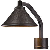 Minka-Lavery R-8106-A138-L Kirkham LED 11 inch Aspen Bronze Outdoor Post Mount Lantern The Great Outdoors 8106-A138-L - Open Box