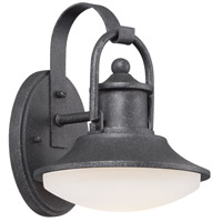 Minka-Lavery Crest Ridge LED 10 inch Forged Silver Outdoor Wall Mount 8131-173-L - Open Box