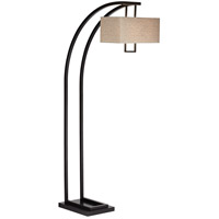 Pacific Coast Aiden Place 73 inch 150 watt Oiled Bronze Floor Lamp Portable Light 85-2244-20 - Open Box