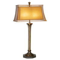 Pacific Coast Palace Retreat 35 inch 150 watt Bronze with Aged Patina Table Lamp Portable Light 87-6014-22 - Open Box