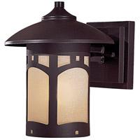 Minka-Lavery R-8721-A615B Harveston Manor 1 Light 9 inch Dorian Bronze Outdoor Wall Light The Great Outdoors 8721-A615B - Open Box