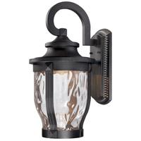 Minka-Lavery R-8763-66-L Merrimack LED 20 inch Black Outdoor Wall Mount Lantern 8763-66-L - Open Box