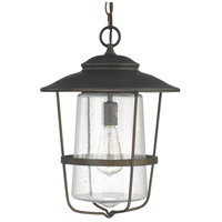 Capital Lighting R-9604OB Creekside 1 Light 13 inch Old Bronze Outdoor Hanging 9604OB - Open Box