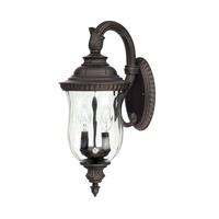 Capital Lighting R-9782OB Ashford 2 Light 20 inch Old Bronze Outdoor Wall Lantern 9782OB - Open Box