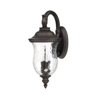 Capital Lighting Ashford 4 Light 29 inch Old Bronze Outdoor Wall Lantern 9784OB - Open Box