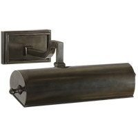 Visual Comfort Alexa Hampton Dean 40 watt 11 inch Gun Metal with Wax Picture Light Wall Light AH2700GM - Open Box