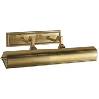 Visual Comfort Alexa Hampton Dean 2 Light Picture Light in Natural Brass AH2702NB - Open Box