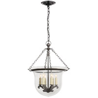 Visual Comfort E. F. Chapman Country 6 Light 16 inch Bronze Foyer Pendant Ceiling Light CHC2117BZ - Open Box