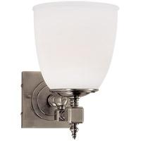 Visual Comfort R-CHD1531AN-FG E. F. Chapman Essex 1 Light 6 inch Antique Nickel Bath Wall Light CHD1531AN-FG - Open Box