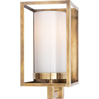 Visual Comfort E. F. Chapman Easterly 1 Light 5 inch Antique-Burnished Brass Bath Wall Light in Antique Burnished Brass CHD2055AB-WG - Open Box