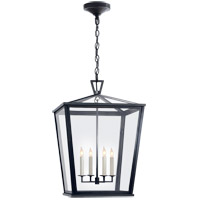Visual Comfort R-CHO5085BZ E. F. Chapman Darlana 4 Light 17 inch Bronze Outdoor Hanging Lantern CHO5085BZ - Open Box