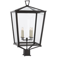 Visual Comfort E. F. Chapman Darlana 4 Light 31 inch Bronze Post Lantern CHO7113BZ - Open Box