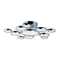 ET2 R-E21146-01PC Timbale LED 32 inch Polished Chrome Pendant Ceiling Light E21146-01PC - Open Box