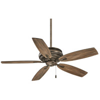 Minka-Aire R-F614-HBZ Timeless 54 inch Heirloom Bronze with Aged Boardwalk Blades Ceiling Fan F614-HBZ - Open Box