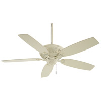 Minka-Aire Classica 54 inch Provencal Blanc Ceiling Fan F659-PBL - Open Box