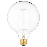 Renwil R-LB005-3 Arc Incandescent Type A E26 40 watt Light Bulb Small Pack of 3 LB005-3 - Open Box