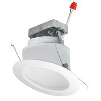 Nora Lighting R-NRMC-6S11L8527W Marquise White Recessed Downlight NRMC-6S11L8527W - Open Box