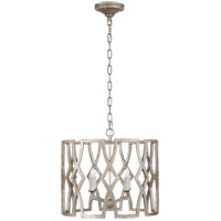 Visual Comfort Niermann Weeks Brittany 4 Light 20 inch Venetian Silver Foyer Lantern Ceiling Light, Niermann Weeks, Small NW5110VS - Open Box