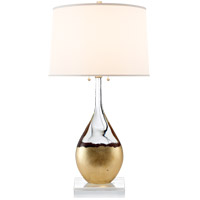 Visual Comfort Suzanne Kasler Juliette 30 inch 60 watt Crystal Table Lamp Portable Light SK3905CG-S - Open Box