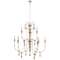 French Gold Chandeliers