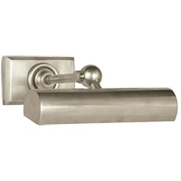 Visual Comfort E.F. Chapman Cabinet Makers 1 Light Picture Light in Antique Nickel SL2704AN - Open Box