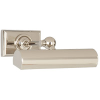 Visual Comfort E. F. Chapman Cabinet Maker 25 watt 8 inch Polished Nickel Picture Light Wall Light SL2704PN - Open Box