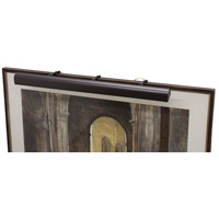 House of Troy R-T42-81 Classic Traditional 240 watt 42 inch Mahogany Bronze Picture Light Wall Light T42-81 - Open Box