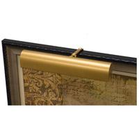 House of Troy R-TLEDZ14-1 Classic Traditional 4.5 watt 14 inch Gold Picture Light Wall Light TLEDZ14-1 - Open Box
