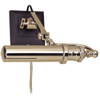 Visual Comfort Thomas OBrien 1 Light Picture Light in Polished Nickel TOB2000PN - Open Box